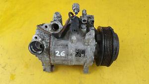 BMW F30 320D ENGINE N47D20C 2012-2015 AIR CON COMPRESSOR PUMP 9330829