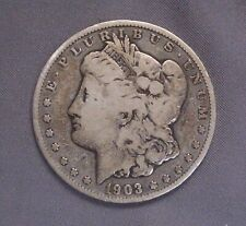 1903 - O Morgan Silver Dollar | RAW | Rare Key Date