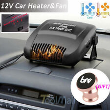 200W Portable Auto Car Heater Heating Cooling Fan Demister Driving Defroster 12V