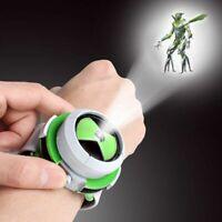 Omnitrix Ben 10 Watch Style Kid Projector Watch Japan Toy Ben10 Projector