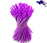 72x Purple SPOKE WRAPS SPOKE COATS SPOKE COVERS 4 KTM CRF YZF HUSQVARNA RMZ KXF