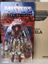 MOTU ULTIMATE TEELA Super 7 Edition