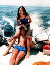 Christopher Atkins Shirtless Brooke Shields 8x10 photo P0735