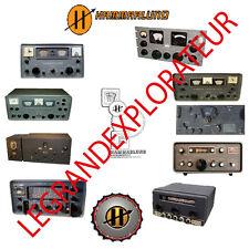 Ultimate Hammarlund Ham Radio Operation Repair Service Manual     300 PDF on DVD