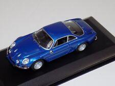 1/43 Minichamps Renualt Alpine A110 from 1963 in Blue