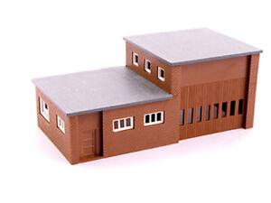 Kestrel N Gauge scenic, layout plastic kit No: GKMD 40 Modern Fire Station