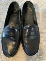 Men's COLE HAAN PENNY LOAFERS / Black 9D Casual EUC (No Flaws)