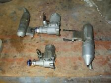 Os 25 parts engine, Os 90 muffler, Mds 40 that runs. all used