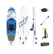 Bestway Hydro Force Inflatable 10 Foot Oceana SUP Stand Up Lake Paddle Board NEW