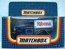 MATCHBOX MB38 - FORD MODEL A VAN - RIBENA - NEW IN UNOPENED BOX