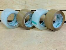 Pick Color Thickness Quantity 1 144 Rolls Packing Tape Clear Tan 2 3 110 Yards
