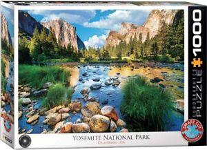 Yosemite National Park 1000 piece jigsaw puzzle 680mm x 480mm (pz)