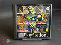 Soulblade PS1 Sony Playstation 1 Game PAL with Manual FAST FREE UK POSTAGE