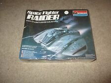 Monogram Space Fighter Raider From Battlestar Galactica Model Kit RARE Sealed