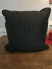 "Ralph Lauren Wyatt 20"" x 20"" Silk throw pillow"
