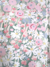 BEAUTIFUL FLORAL VINTAGE CURTAINS 70s PAIR