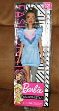 BARBIE Fashionistas Doll PROSTHETIC LEG (Removable) - NEW in Pack #121