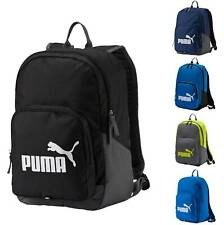 PUMA Phase Backpack, Freizeit Rucksack Puma Cat Logo,HxBxT 44x36x10cm - Farbwahl