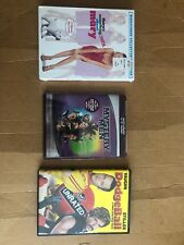 Mystery Men (Hd-Dvd), There's something About Mary & Dodgeball Dvd (Ben Stiller)