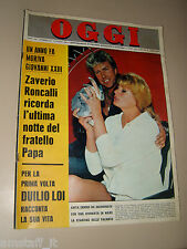 OGGI=1964/23=ANITA EKBERG=ALAN STEEL=FRANCOISE HARDY=SOTTO IL MONTE=DUILIO LOI=