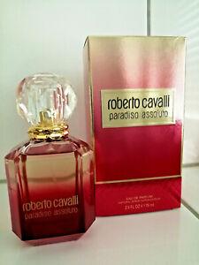 Roberto Cavalli - Paradiso Assoluto - NEU - Eau de Parfum - 75 ml