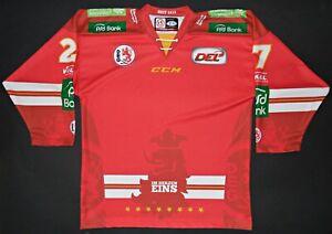Düsseldorfer Eg DEG CS Hockey Jersey Trikot  2017/2018 Germany Canada