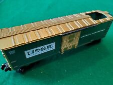 """LIONEL 6-19864     """" ANIMATED OSTRICH  BOX CAR  """"    NEW BOXED"""