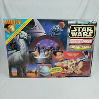 Galoob Star Wars Micro Machines Death Star Transforming Playset NEW OPEN BOX