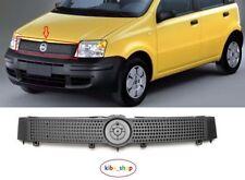 FIAT PANDA 2003-2012 FRONT RADIATOR UPPER CENTRE GRILLE GRILL BLACK - 735356802