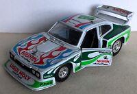 Burago cod 0181 Ford Capri turbo 1/24ème
