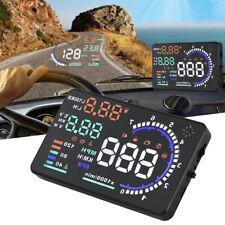 Auto HUD Head Up Display A8 Windschutzscheibe OBD2 Warnung MA1612