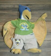 """Build A Bear T-Rex Dino Pteranodon with Outfit 18"""" Plush Stuffed Animal"""