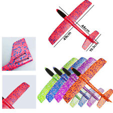 49*44cm EPP Foam Hand Throw Airplane Outdoor Launch Glider Plane Kids Toy Gif FF