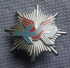 Glamorgan Rhoose Airport Cardiff Fire Brigade Cap Badge