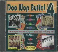 DOO WOP BUFFET - CD -  Vol. 4 - BRAND NEW