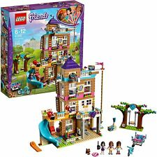 LEGO Friends - Rare - Friendship House 41340 - New & Sealed