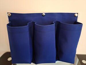 Halyard Bags, 3 pockets design