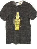 Goose Island Beer Company Craft Brewery T Shirt Men's Medium Gray       1901