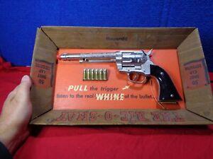 Antique Vintage Toy Western Cap Gun Pistol #3