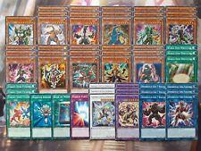 Yugioh Tournament Ready to Play Dinowrestler Pankratops 52 Card Deck Dinosaur NM