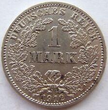 TOP! 1 Mark 1912 J in fast VORZÜGLICH SELTEN !!!
