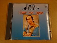 CD PHILIPS / PACO DE LUCIA - ENTRE DOS AGUAS