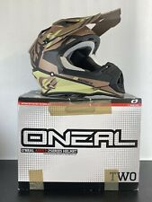 O 'Neal 2 Series Motocross MX Casco Adulto Spyde Dirt Bike ATV Enduro Off Road XS