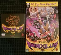 Insane Clown Posse  - The Pendulum 12 Comic Book & CD set twiztid dark lotus icp