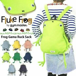 Gym master Frog Frame NORMAL SIZE Clutch Type Backpack 7 colors