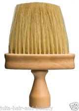 Saloln Barber Hair Cutting Dressing Wooden Wood Hair Neck Duster Brush VLBR004