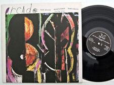 Arcado String Trio - Dresser , Feldman , Roberts - Same 1989 LP mint JMT