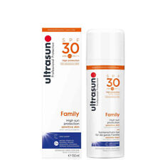 Ultrasun Family High Sun Protection Sensitive Skin Spf30 150ml