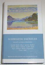 Manesse Schweizer Erzähler