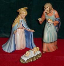 Hummel Nativity Figurines Jesus Mary & Joseph TMK-6 No Reserve